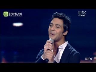 Arab Idol - النتائج - أحمد جمال و فرح يوسف