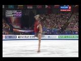 Выступление Юлии Липницкой в Японии