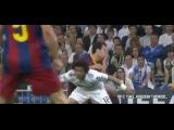 Драки и бычки в Эль-Классико (Реал Мадрид - Барселона)