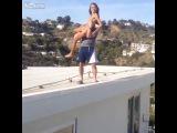 Dan Bilzerian almost killed a naked girl